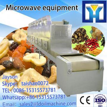 Environmental Conveyor Mesh Belt Microwave Dryer Fruit Vegetable Drying Machine