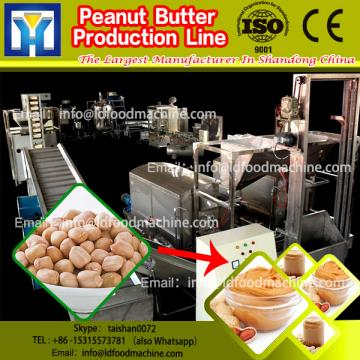 1000kg/hr Industrial peanut butter machine