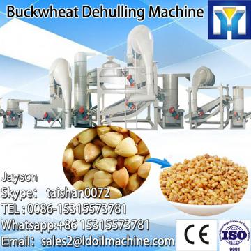 High Quality Buckwheat Processing Machinery (Cleaning,Grading,Shelling,Grinding)