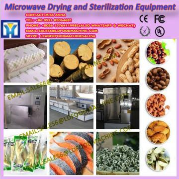 Green Yolk Particles Microwave Drying Equipment Tea Drying and Sterilization Equipment