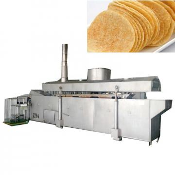 Commercial used fully automatic potato chips maker production line for sale