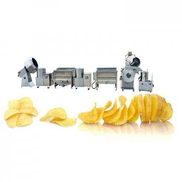 commercial potato chips maker making cutting machine price