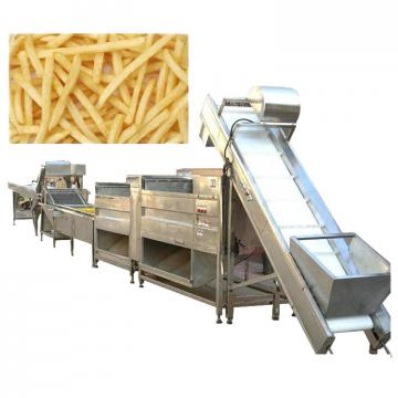 Potato Chips Making Machine|Potato Chips Machine Price|Potato Chips Production Line