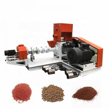 Automatic Floating Fish Feeding Machinery Pet Food Production Line Fish Flakes Snacks Flake Fish Feeding Machines