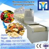 Ganoderma industrial microwave drying&sterlization machinery