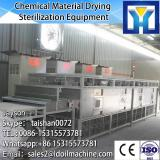 good quality continuous microwave deep drying machine for honeysuckle