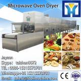 tunnel green tea&black tea& buckwheat tea microwave drying and sterilization