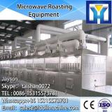 factory supply continuous microwave drying machine for red dates