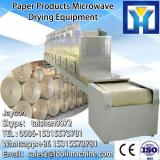 60KW industrial paper products egg tray magnetron belt dryer