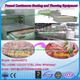 Frozen Prawns Fish Microwave Heating And Thawing Equipment