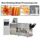 Full automatic eco-friendly Edible pasta drinking straw making machine / disposable straw machine